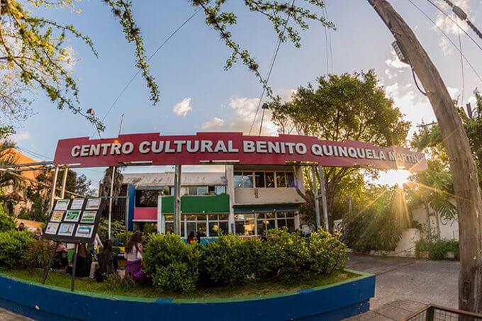Cultura - Municipio de Hurlingham - Centro Cultural Benito Quinquela Martín
