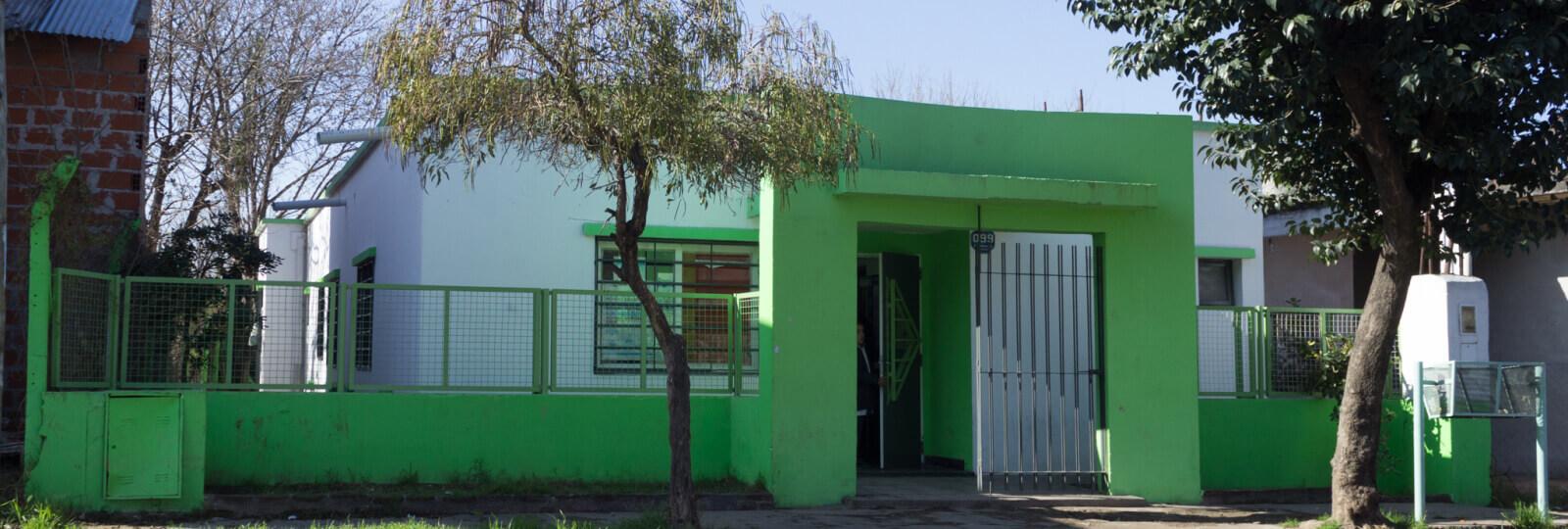 Salud - Municipio de Hurlingham - Municipalidad - Centro de salud Eva Perón nueva