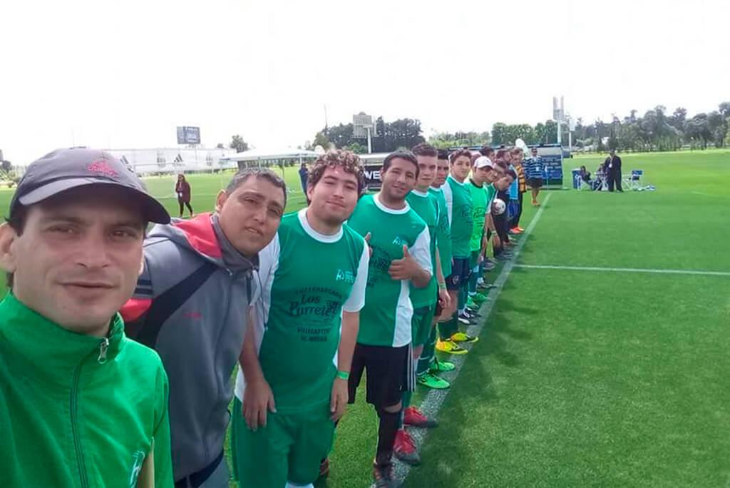 Fútbol especial - Actividades Polideportivo - Municipalidad de Hurlingham