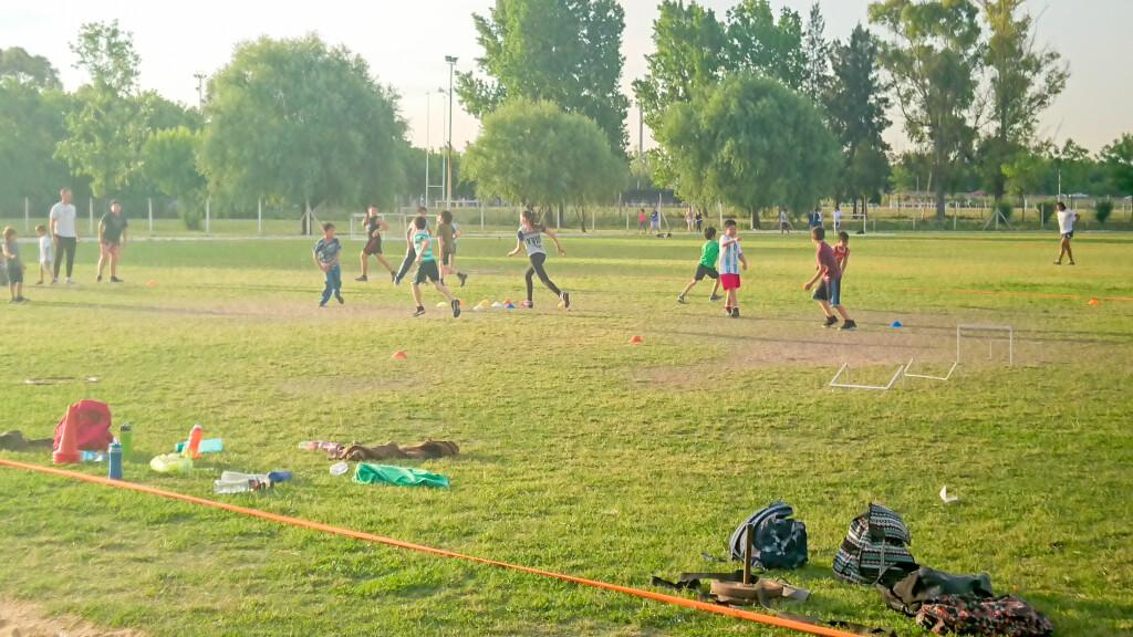 GIMNASIA INTEGRAL- Actividades Polideportivo - Municipalidad de Hurlingham