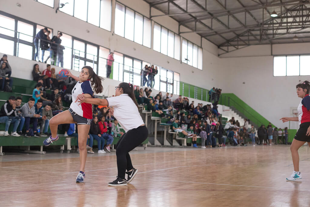 Handball inferiores - Deportes - Municipio de Hurlingham