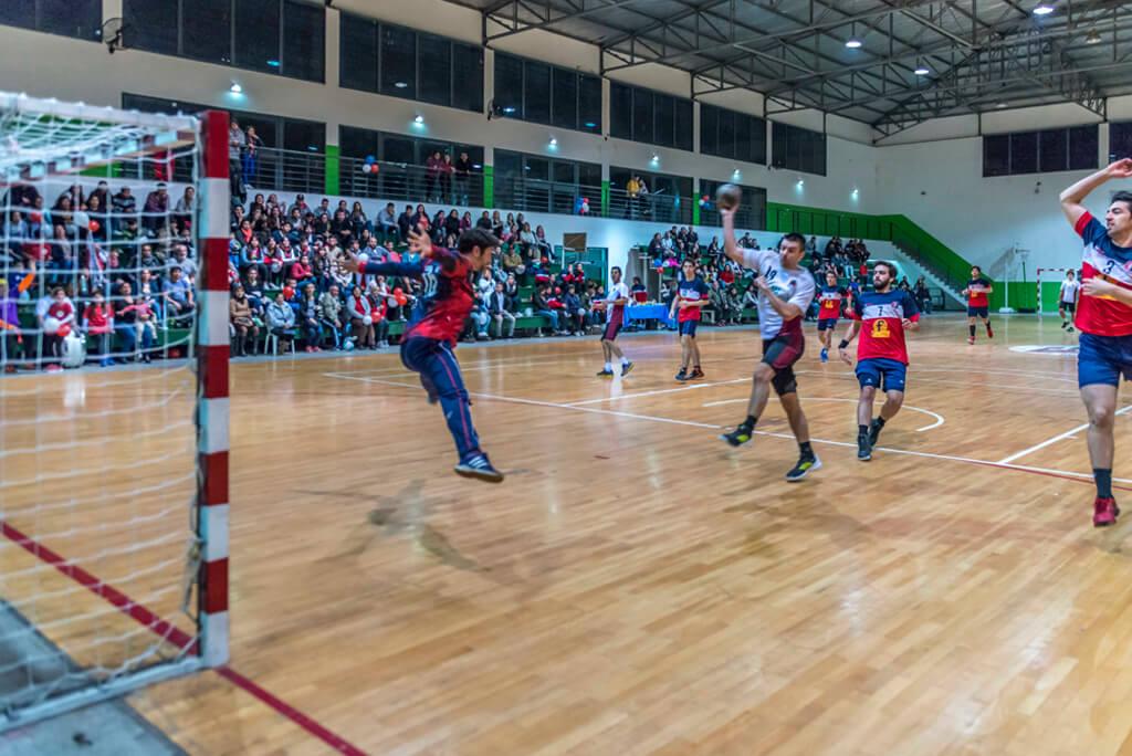 Handball mayores - Deportes - Municipio de Hurlingham