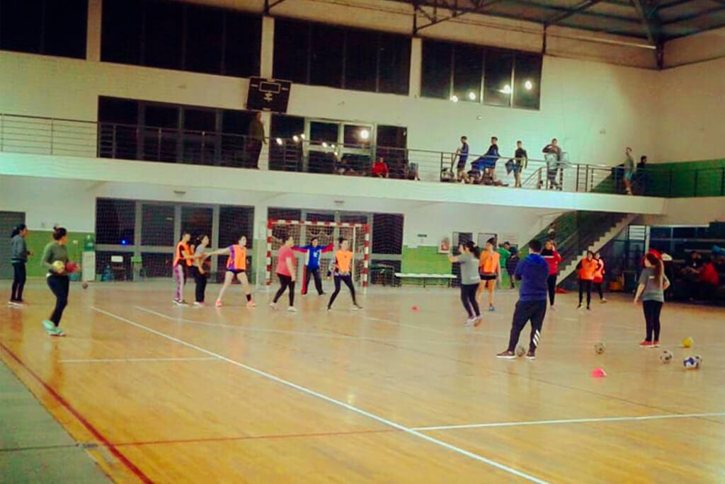 Mami handball - Deportes - Municipio de Hurlingham