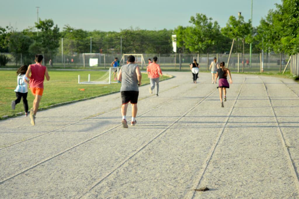atletismo- Actividades Polideportivo - Municipalidad de Hurlingham