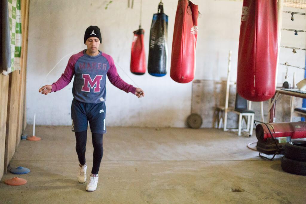 boxeo- Actividades Polideportivo - Municipalidad de Hurlingham