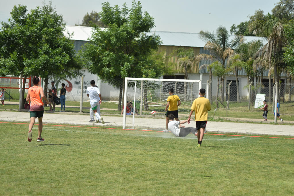 fútbol 7- Actividades Polideportivo - Municipalidad de Hurlingham