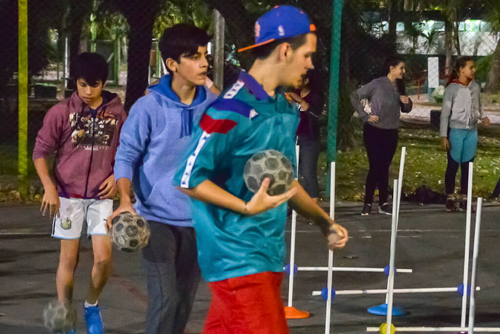 handball- Actividades Polideportivo - Municipalidad de Hurlingham 2020