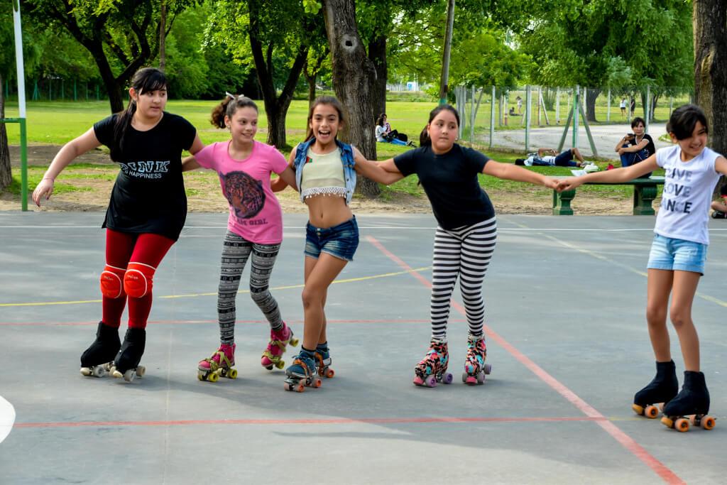 patin- Actividades Polideportivo - Municipalidad de Hurlingham