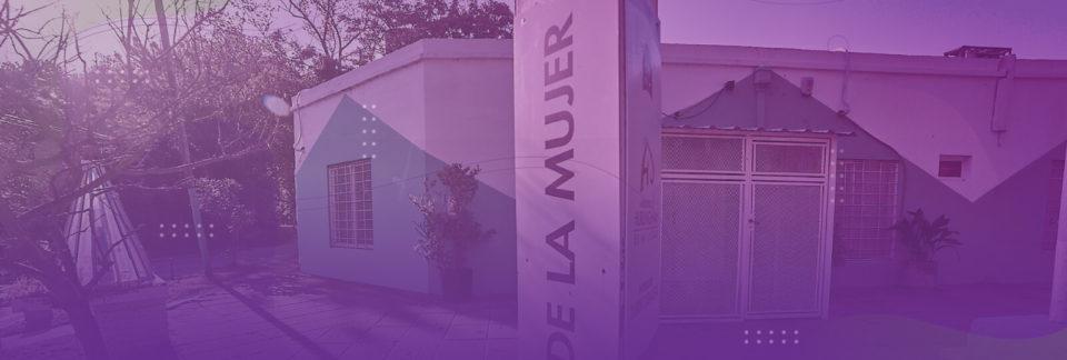 Header Casa de la Mujer - Municipalidad de Hurlingham 2020