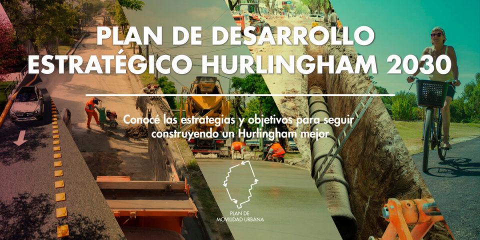 Plan de desarrollo estratégico Hurlingham 2030