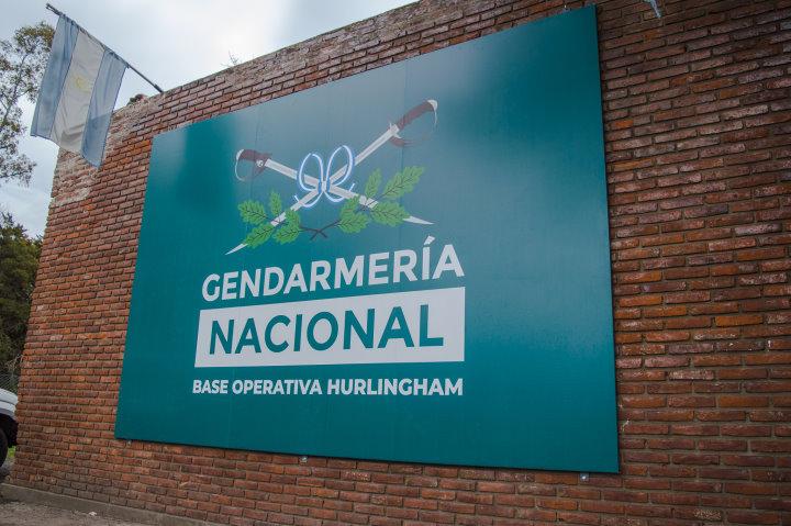 12 Base Operativa de Gendarmería 2021